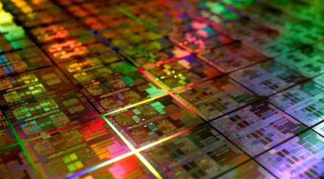 Graphene-silicon-RAM-wafer