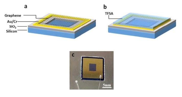 Graphene Solar Panels Cell Structure