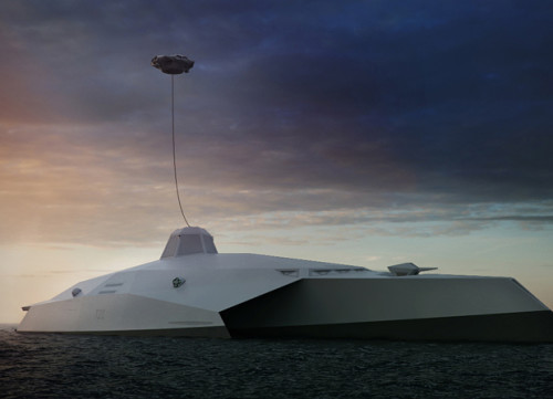 Graphene ship tech makes the future dreadnought