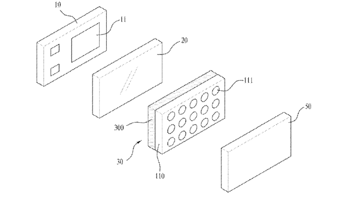 Image from patent to manufacture graphene microwaves