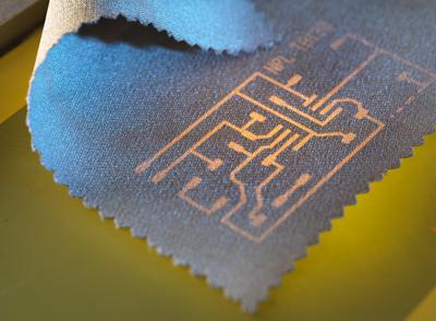 Graphene textiles smart textiles