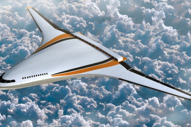 Researchers developed Graphene-based enable heat-resistant for lightweight planes