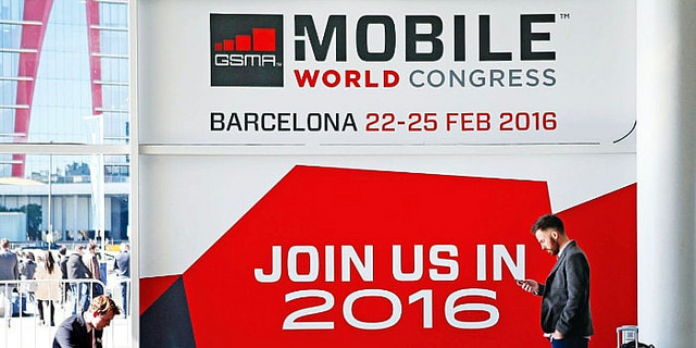 Mobile world congress (MWC) 2016