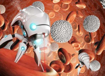 Graphene engine for nanorobots makes medical revolution
