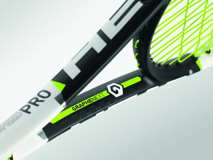 Graphene now enters in tennis rackets