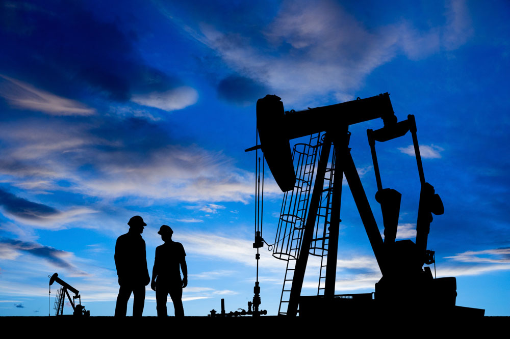 Graphene improving crude oil recovery