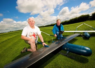 Scientists test first Graphene plane prototype