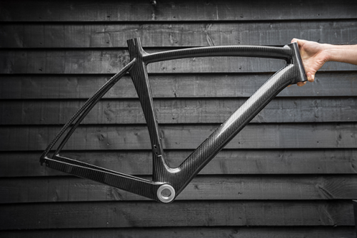 The graphene bike frame very strong and lightweight also