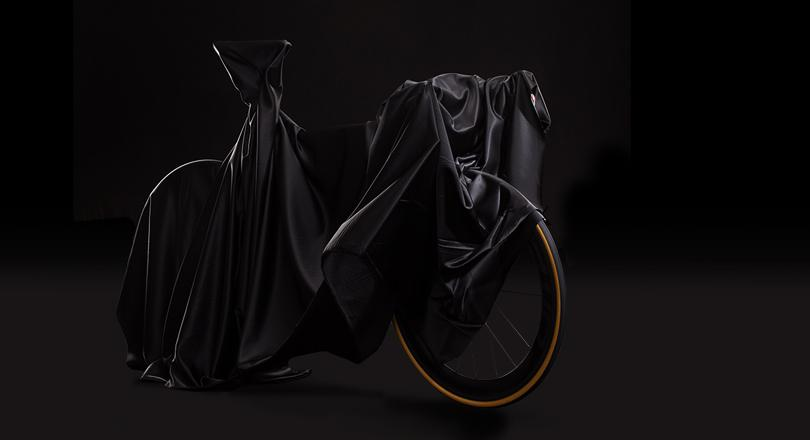 Unveiled the first graphene bike in the world