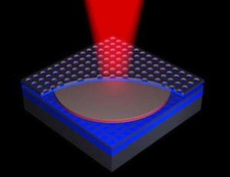 New tech to grow graphene on silicon chips by laser