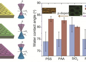Study wetting and adhesion of graphene can help in many fileds