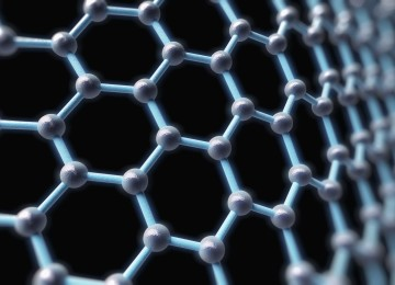A way of mass producing graphene