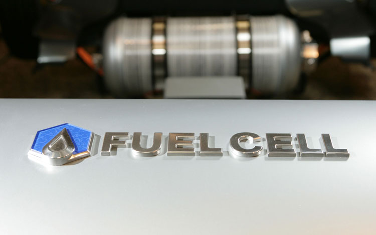 Graphene enhances fuel cell performance