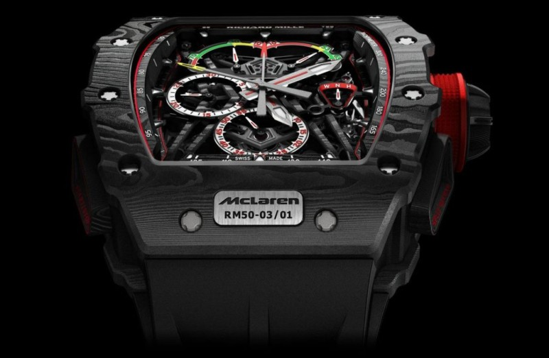 Luxury Graphene watch cost one million dollars