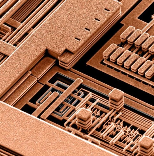 Graphene-coated copper interconnects could boost processors performance