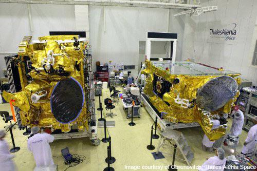 How graphene can enhance satellite
