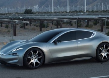 Fisker delay using graphene batteries for their new car